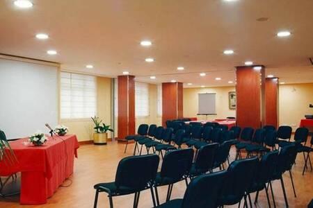Hotel Rías Bajas Pontevedra, Sala de alquiler Pontevedra Mollabao #0