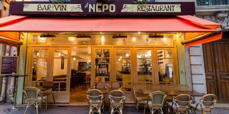 Le Népo, Bar Paris Clignancourt #0