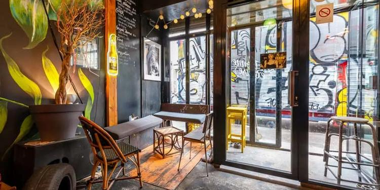 La Bonne Excuse, Bar Paris Oberkampf #0