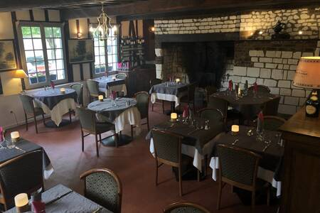 Auberge Du Gros Tilleul - Hotel Restaurant, Salle de location Argoules  #0