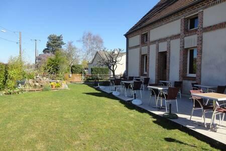 Hotel Le Nuage, Salle de location La Bussiere  #0