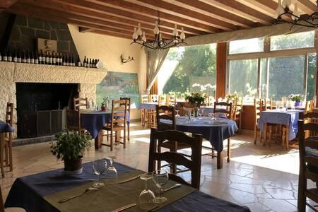 Auberge De La Terrasse, Salle de location Moret-sur-Loing  #0