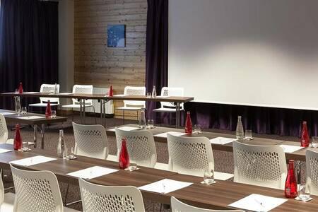 Chalet Du Mont Vallon Spa Resort, Salle de location Les Menuires  #0