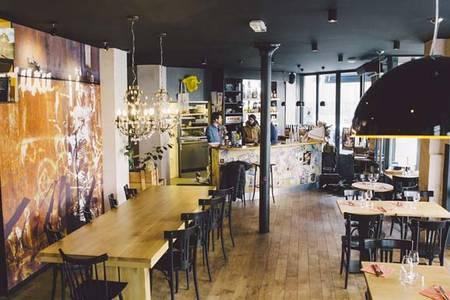 Le Muxu, Bar Paris Parmentier #0
