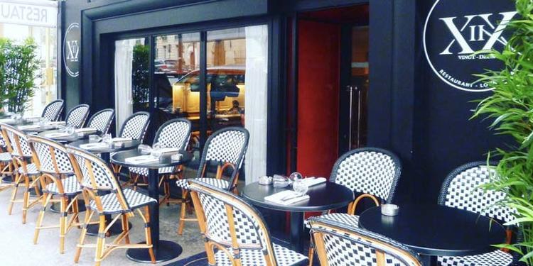 Le Vingt-Deux (Bar), Bar Paris Champs-Elysées  #0