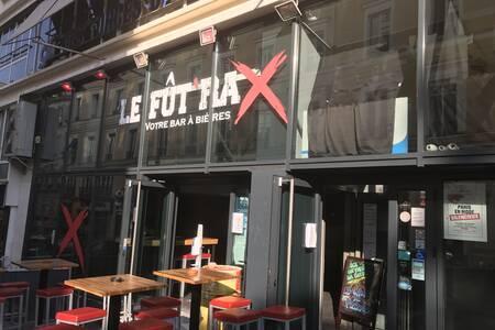 LE FUT'RAX, Bar Paris Grands Boulevards #0