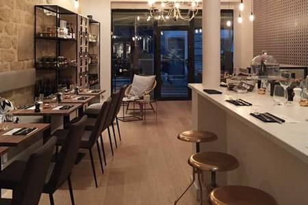 Le G.IV, Restaurant Paris Sentier #0