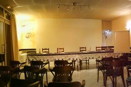Europhotel Maupas, Salle de location Mirande  #0