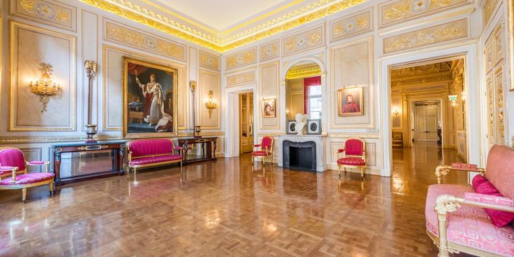 Le Palais Vivienne, Salle de location Paris Sentier #0