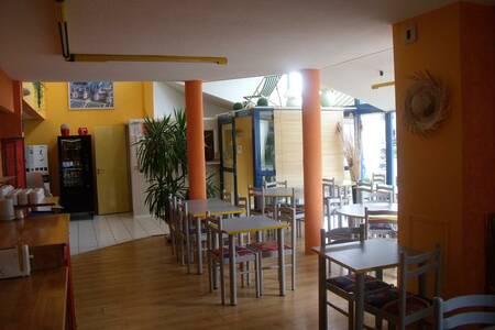 Hotel Noctuel, Salle de location Saint-Gervais-la-Forêt  #0