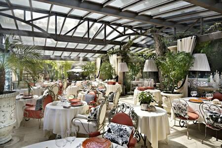 Villa Marie, Salle de location Saint-Tropez  #0