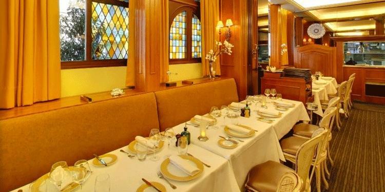 La Marée, Restaurant Paris Ternes #1