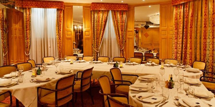 La Marée, Restaurant Paris Ternes #2