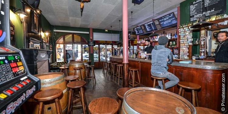 O'Mulligan, Bar Paris Oberkampf #0