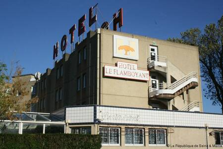 Espace Le Flamboyant Hotel, Salle de location Lieusaint  #0