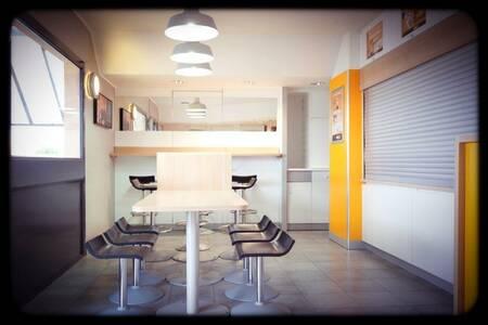 Hotel F1 Montpellier Est Vendargues, Salle de location Saint-Aunès  #0