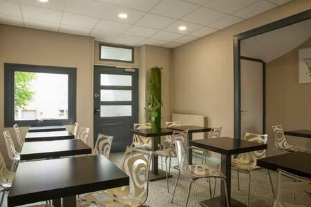 P'Tit Dej-Hotel Bourges, Salle de location Bourges  #0
