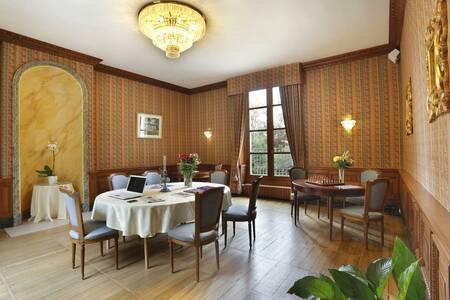 Qualys-Hotel Le Chateau De La Rozelle, Salle de location Cellettes  #0
