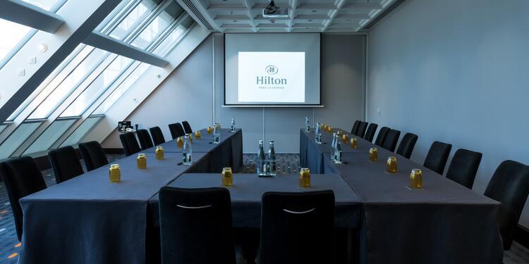 Hilton Paris La Défense, Salle de location Puteaux La Défense (Le CNIT) #0