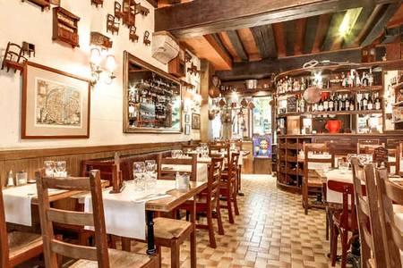 L'auberge de la Reine Blanche, Restaurant Paris Ile Saint-Louis #0
