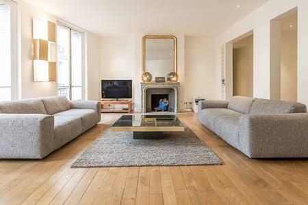 L'appartement Jean-Jacques Rousseau, Salle de location Paris Palais-Royal #0