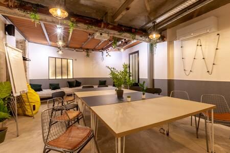 Anticafé La Fayette, Salle de location Paris Rochechouart  #0