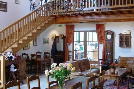 Le Clos Du Chene, Salle de location Saint-Bernard  #0