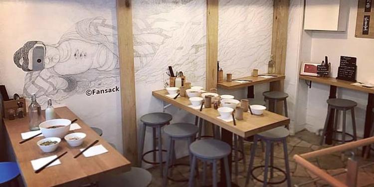 L'atelier Mala, Restaurant Paris Trinité #0