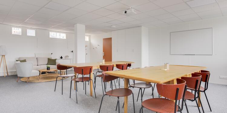 Cocoon Reculettes : René, Salle de location Paris Place d'Italie #0