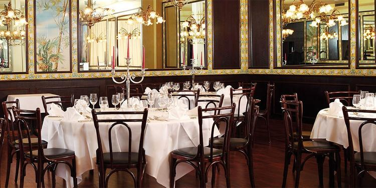 La Brasserie LIPP, Restaurant Paris Saint-Germain #0