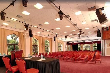 Es Saadi Marrakech Resort Palace, Salle de location Marrakech Hivernage #0
