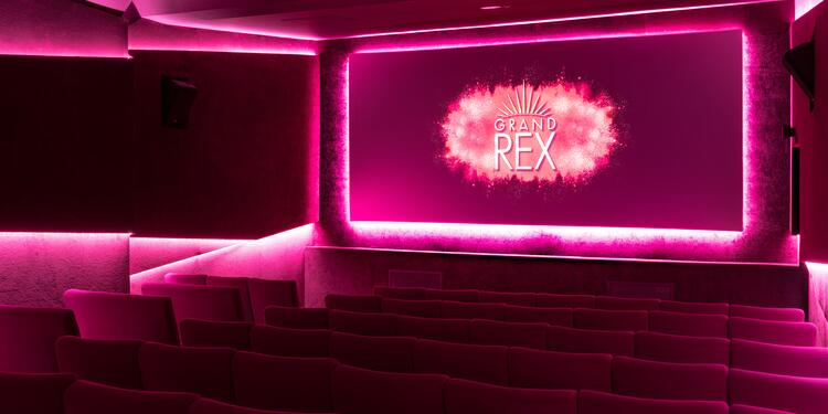 Le Grand Rex : la salle 6, Salle de location Paris Grands Boulevards #0