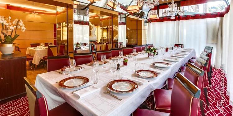 La Lorraine, Restaurant Paris None #0