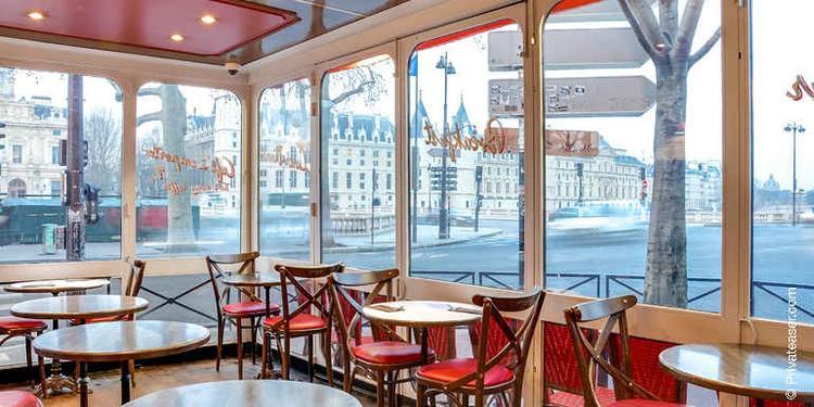 Le Mistral - Châtelet, Bar Paris Les Halles #4