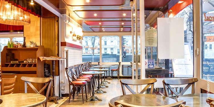 Le Mistral - Châtelet, Bar Paris Les Halles #5