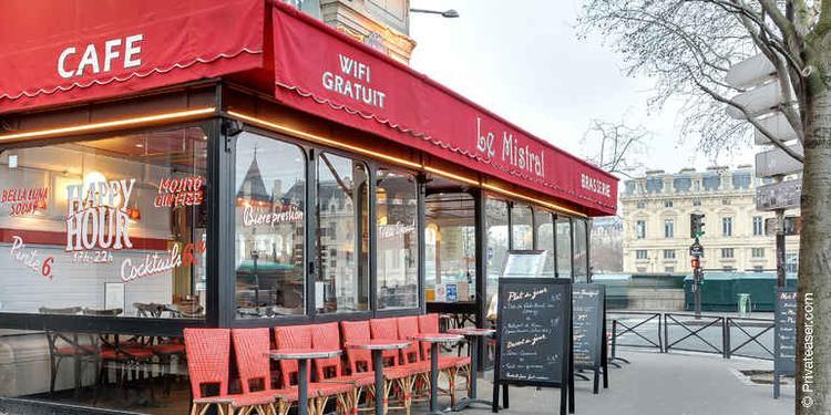 Le Mistral - Châtelet, Bar Paris Les Halles #9