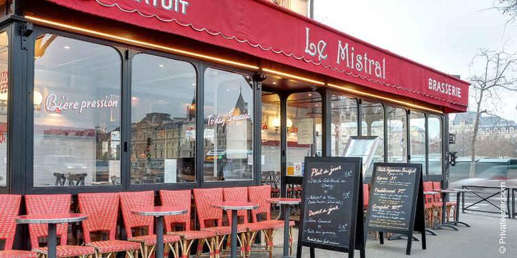Le Mistral - Châtelet, Bar Paris Les Halles #10