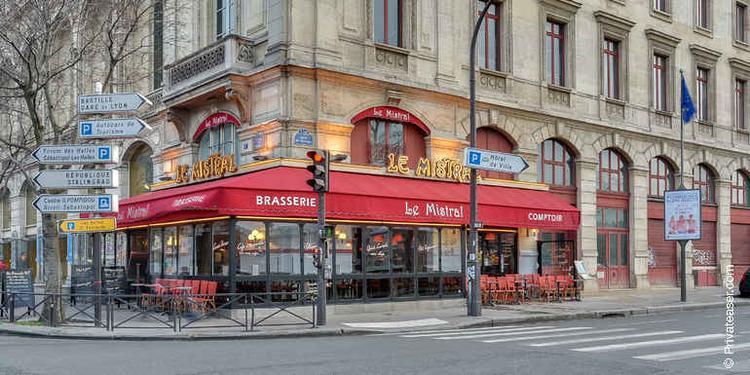Le Mistral - Châtelet, Bar Paris Les Halles #11