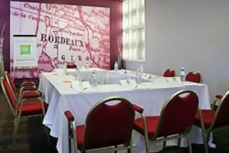 Ibis Styles Bordeaux Meriadeck, Salle de location Bordeaux  #0
