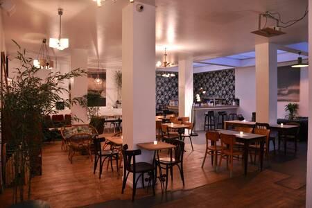 Le loft l'Impasse, Salle de location Paris Oberkampf #0