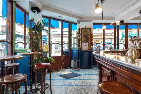 L'Armagnac Café, Bar Paris Voltaire #0