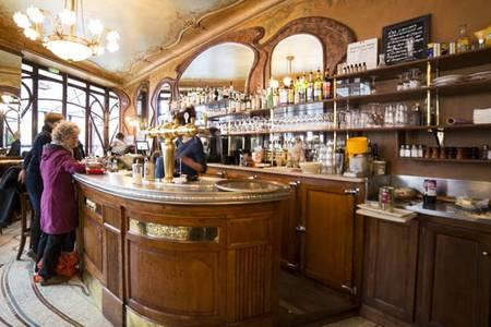 Le Bistrot du peintre, Restaurant Paris Gare de Lyon #0