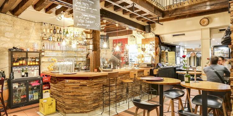 Le Chai d'Adrien, Bar Paris République #1