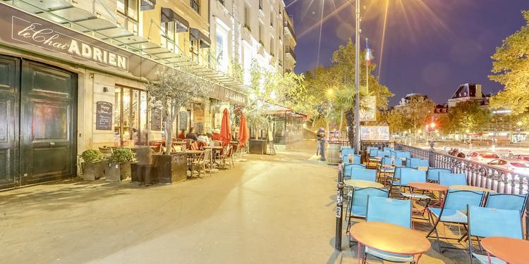 Le Chai d'Adrien, Bar Paris République #10