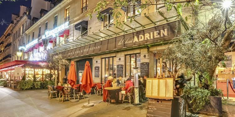Le Chai d'Adrien, Bar Paris République #9