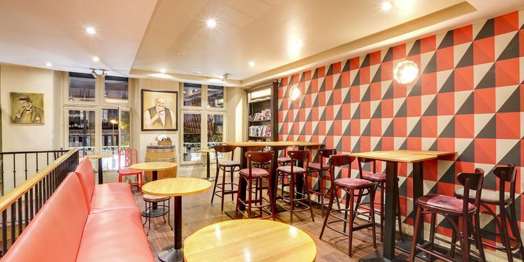 Le Chai d'Adrien, Bar Paris République #7