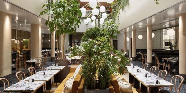 Le Restaurant Alcazar, Restaurant Paris Odéon #0