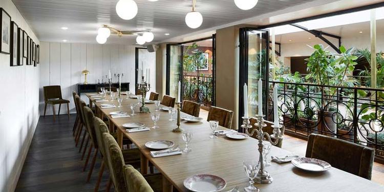 Le Restaurant Alcazar, Restaurant Paris Odéon #1