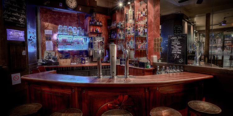 Les Cariatides, Bar Paris Bonne-Nouvelle #0