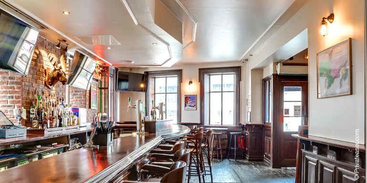 The Canadian Embassy Pub, Bar Paris Ternes #0